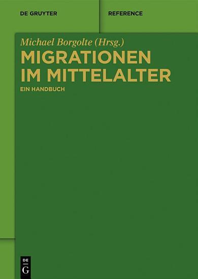 Migrationen im Mittelalter PDF