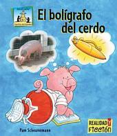 El bolÕgrafo del cerdo