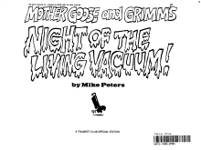 Mother Goose   Grimm s Night of the Living Vacuum  PDF