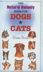 The Natural Remedy Book for Dogs and Cats