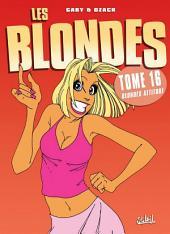 Les Blondes T16: Blonde attitude