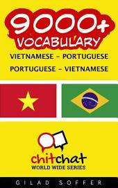 9000+ Vietnamese - Portuguese Portuguese - Vietnamese Vocabulary