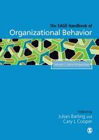 The SAGE Handbook of Organizational Behavior PDF