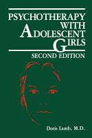 Psychotherapy with Adolescent Girls PDF
