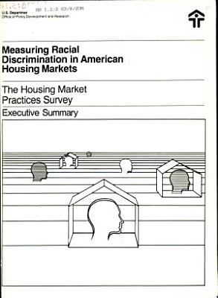 Measuring Racial Discrimination in American Housing Markets