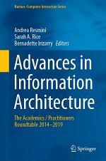 Advances in Information Architecture