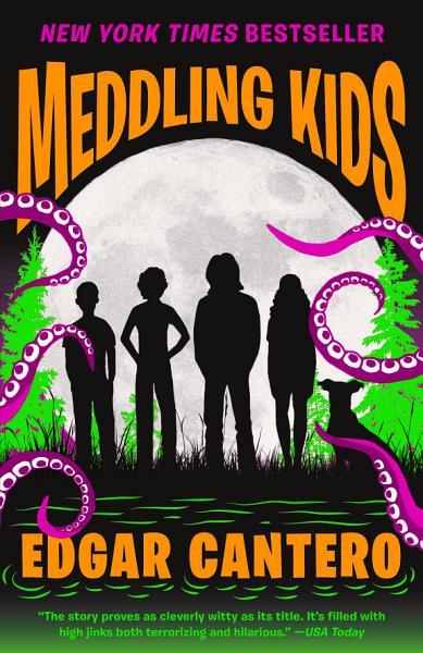 Download Meddling Kids Book