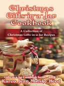 Christmas Gifts-In-a-Jar Cookbook
