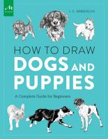 How to Draw Dogs and Puppies PDF