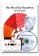 The Mixed-Up Chameleon(CD1장, TAPE1개포함)(Paperback)