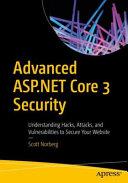 Advanced ASP NET Core 3 Security