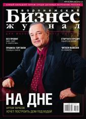 Бизнес-журнал, 2007/08: Воронежская область