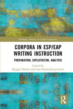 Corpora in ESP EAP Writing Instruction PDF