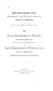Local Government in Illinois