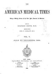 American Medical Times: Volume 5