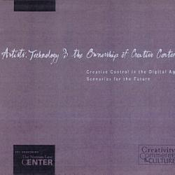 Artists Technology The Ownership Of Creative Content Book PDF