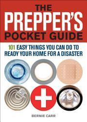 The Prepper S Pocket Guide Book PDF