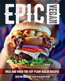 Epic Vegan Book