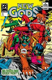 New Gods (1989-) #9
