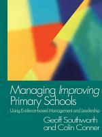 Managing Improving Primary Schools PDF