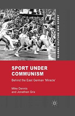 Sport under Communism PDF