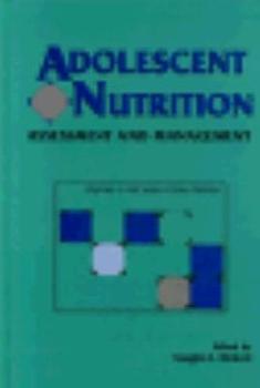 Adolescent Nutrition PDF