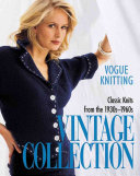 Vogue Knitting Vintage Collection