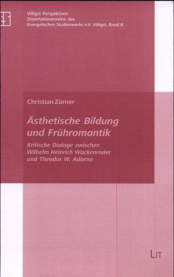 sthetische Bildung und Fr  hromantik PDF