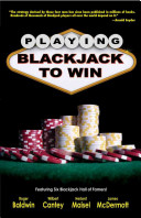 Playing Blackjack to Win PDF