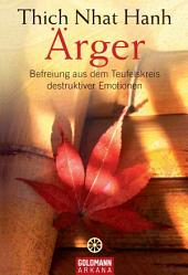 Ärger: Befreiung aus dem Teufelskreis destruktiver Emotionen