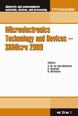 Microelectronics Technology and Devices   SBMicro 2009 PDF