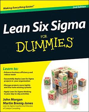 Lean Six Sigma For Dummies PDF