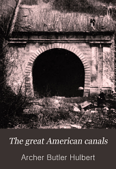 The Great American Canals: Volume 13