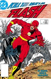 The Flash (1987-) #4