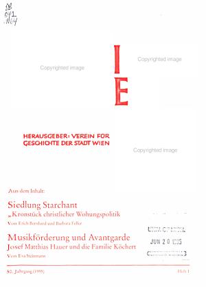 Wiener Geschichtsbl  tter PDF