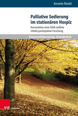 Palliative Sedierung im station  ren Hospiz PDF
