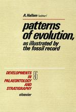 Patterns of evolution, as illustrated by the fossil record