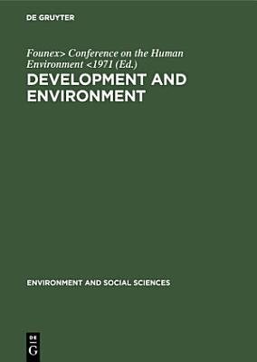 Development and environment PDF