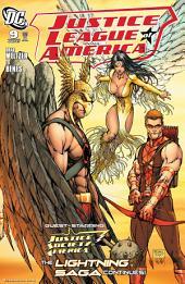 Justice League of America (2006-) #9