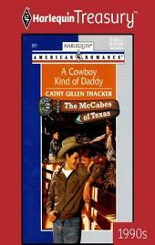 A Cowboy Kind of Daddy