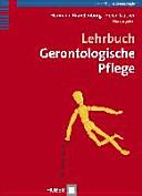 Lehrbuch Gerontologische Pflege PDF