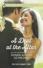 A Deal at the Altar: Hired by the Cowboy\SOS: Convenient Husband Required