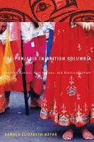 The Punjabis in British Columbia PDF
