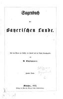 Sagenbuch der bayerischen Lande PDF
