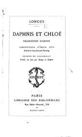 Daphnis et Chloé, tr. d'Amyot