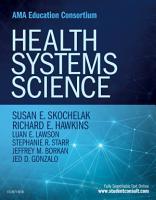 Health Systems Science E Book PDF