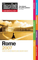 Time Out Shortlist 2007 Rome PDF