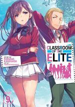 Classroom of the Elite (Light Novel) Vol. 9