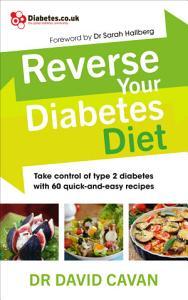Reverse Your Diabetes Diet Book