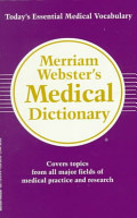Merriam Webster s Medical Dictionary PDF